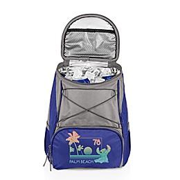 Disney® Stitch '78 PTX Cooler Backpack in Blue
