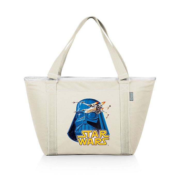 Alternate image 1 for Star Wars™ Darth Vader Topanga Cooler Tote in Beige