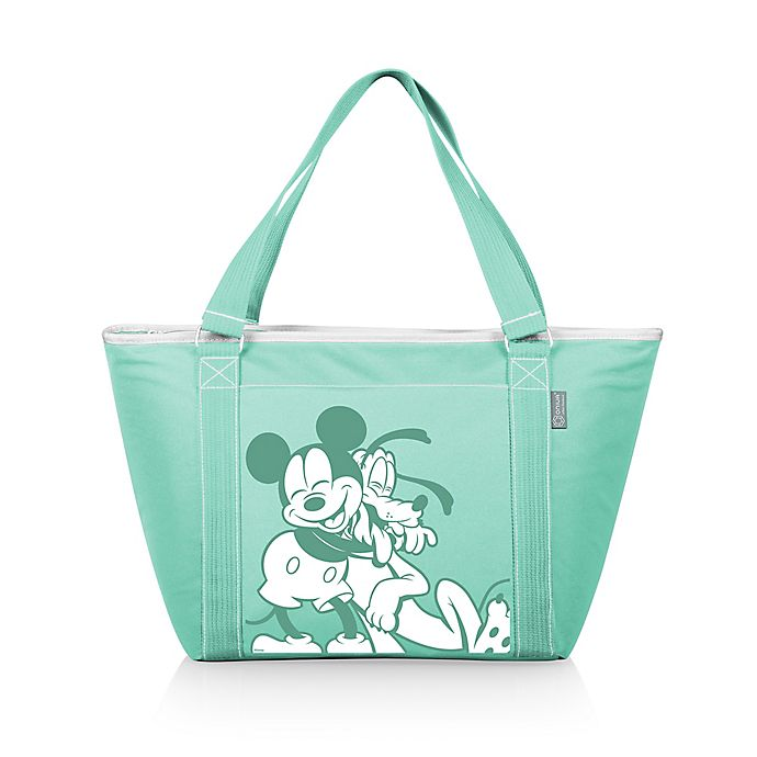 Alternate image 1 for Disney® Mickey and Pluto Topanga Cooler Tote in Blue