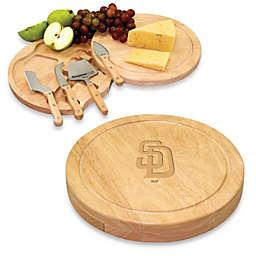 Picnic Time® Engraved MLB San Diego Padres Circo Cheese Board Set