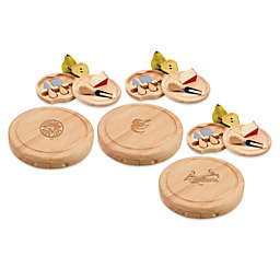 Picnic Time® MLB Brie Cheese Board Collection Set