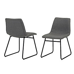 Simpli Home Ridley Dining Chairs (Set of 2)