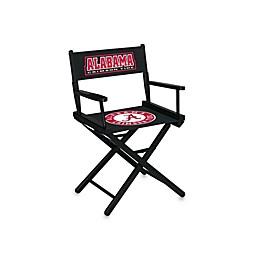 NCAA University of Alabama Table Height Director's Chair