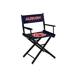 NCAA Auburn University Table Height Director's Chair