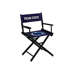 NCAA Penn State University Table Height Director's Chair