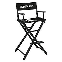 Michigan State University Bar Height Director's Chair