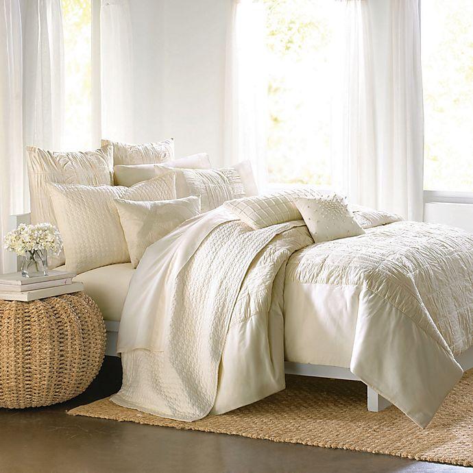 Dknypure Pure Plisse Duvet Cover Bed Bath Amp Beyond