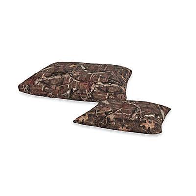 Mossy Oak® Camo Pet Pillow Beds