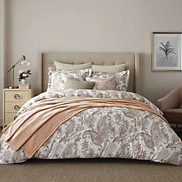 Wamsutta® Sutton 3-Piece King Comforter Set in Blush