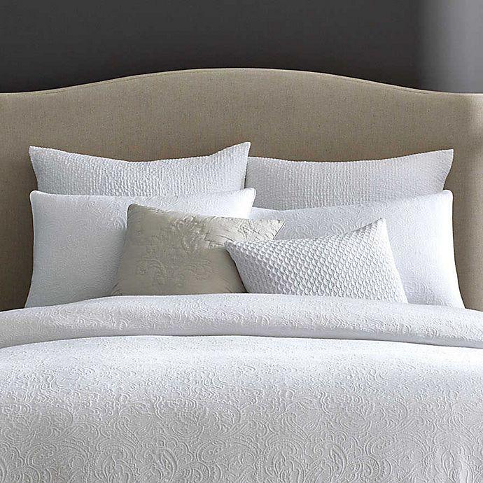 Alternate image 1 for Wamsutta® Bristol European Pillow Sham in Ivory