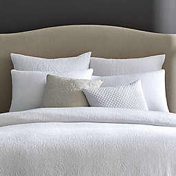 Wamsutta® Bristol Knit Oblong Throw Pillow in White