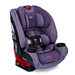 BritaxOne4Life ClickTight SafeWash All-in-One Convertible Car Seat in Plum