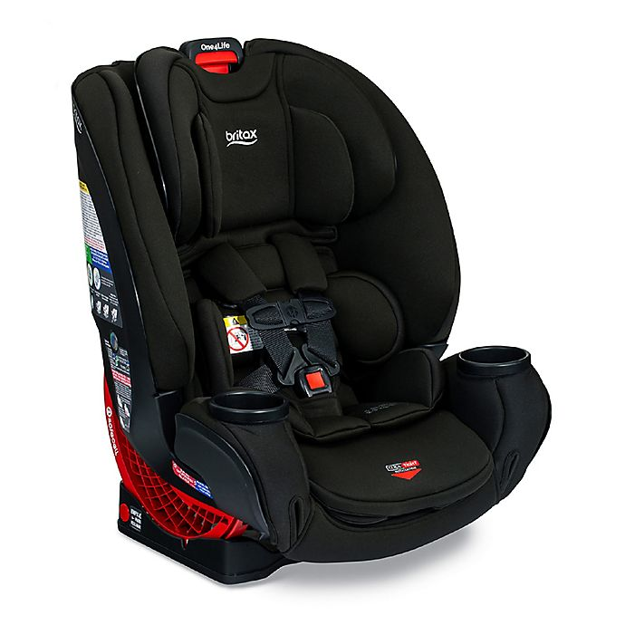Alternate image 1 for Britax One4Life ClickTight SafeWash All-in-One Convertible Car Seat in Eclipse Black