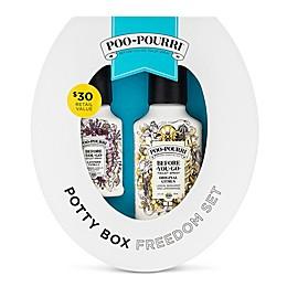 Poo-Pourri® Potty Box Before You Go Toilet Spray (3-Pack)
