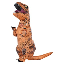 T-Rex Inflatable Child's Halloween Costume with Sound
