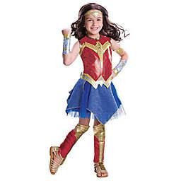 DC Comics Wonder Woman Deluxe Child's Halloween Costume