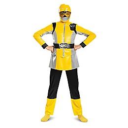 Yellow Ranger Beast Morpher Deluxe Child's Halloween Costume