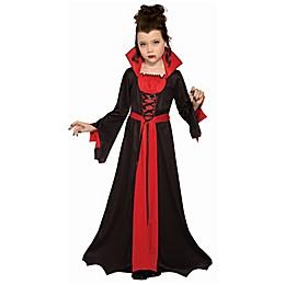 Vampiress Child's Halloween Costume