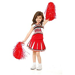 USA Cheerleader Halloween Costume