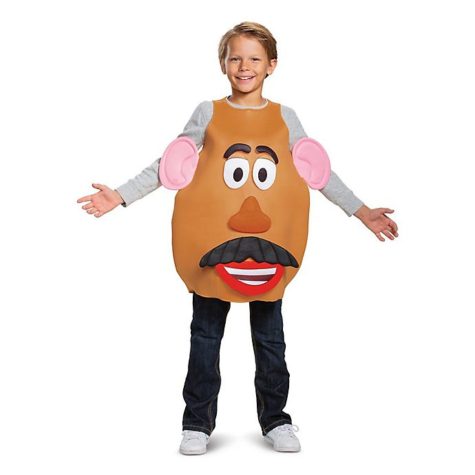 Alternate image 1 for Disney® Toy Story 4: Mrs./Mr. Potato Head Child's Halloween Costume