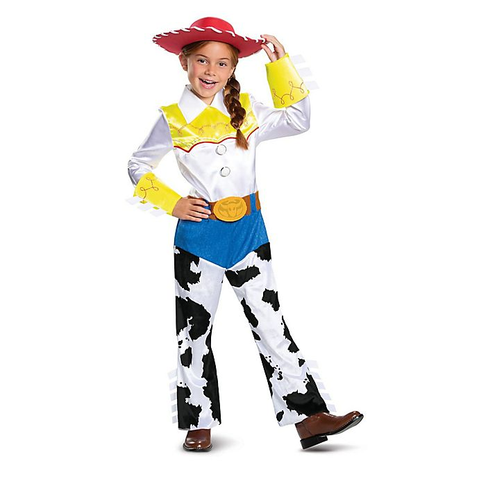 Alternate image 1 for Disney® Toy Story 4 Jessie Deluxe Toddler/Child's Halloween Costume
