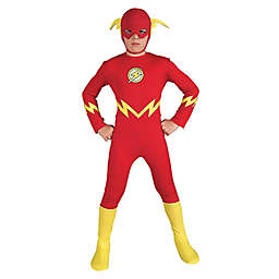 DC Comics The Flash Size 2T-4T Toddler Halloween Costume