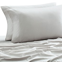 Laundry by SHELLI SEGAL® 160 GSM Solid Flannel Twin/Twin XL Sheet Set