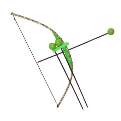 Bullseye Bow Indoor/Outdoor Toy Bow Arrow Set