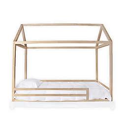 Nico & Yeye Domo Twin Canopy Bed with Rails