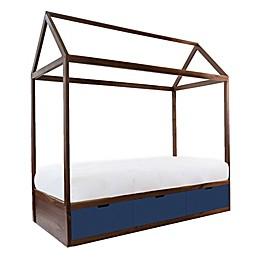 Nico & Yeye Domo Zen Twin Canopy Bed