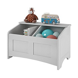 Cassidy Toy Chest in White