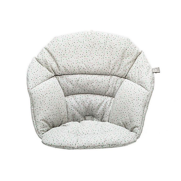 Alternate image 1 for Stokke® Clikk™ Cushion in Grey Sprinkles