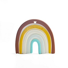 Loulou Lollipop® Silicone Rainbow Teether