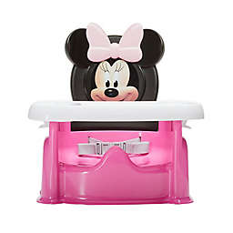 The First Years™ Disney® Minnie Mouse ImaginAction Mealtime Booster Seat in Pink