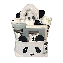 Bedvoyage Panda Bed and Bath Essentials Gift Set