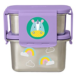 SKIP*HOP® Unicorn 2-Piece Stainless Steel Lunch Kit