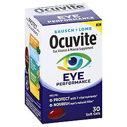 Ocuvite® Eye Performance 30-Count Soft Gels
