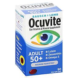 Ocuvite® Adult 50+ 90-Count Soft MiniGels