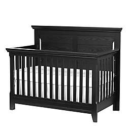 Baby Caché Overland 4-in-1 Convertible Crib in Black