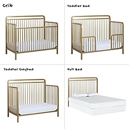Baby Relax Celia 4-in-1 Convertible Crib