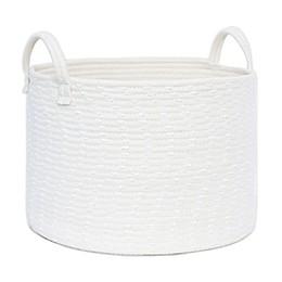 Taylor Madison Designs® Stitched Yarn Rope Storage Bin