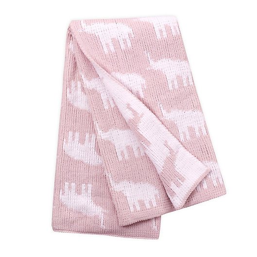 Alternate image 1 for Levtex Baby® Heritage Chenille Blanket in Blush