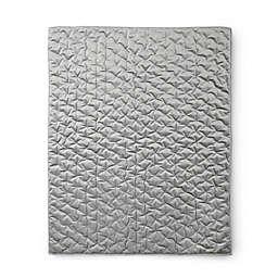 Levtex Baby® Heritage Velvet Quilt in Grey