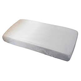 just born® Dream Ombre Changing Pad Cover in Grey