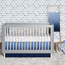 just born® Dream Ombre Crib Bedding Set in Blue