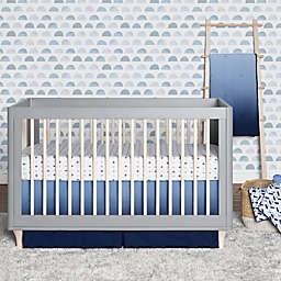 just born® Dream Ombre Crib Bedding Set in Blue