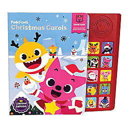 "Pinkfong ""Christmas Carols"" Sound Book"