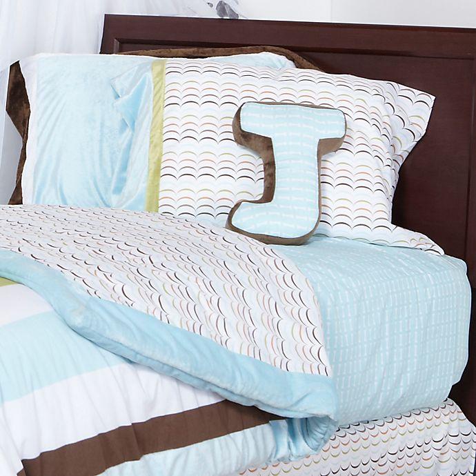 One Grace Place Puppy Pal Twin Sheet Set Bed Bath Amp Beyond