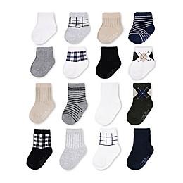goldbug™ 16-Pack Ribbed Dress Socks