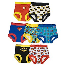 Warner Bros® Justice League 7-Pack Training Pants